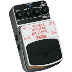Behringer FX600 DIGITAL MULTI-FX гитарный эффект