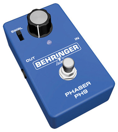 Behringer PH9 PHASER Педаль эффектов